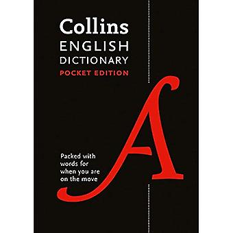 Collins English Dictionary: Pocket edition (Collins Pocket)
