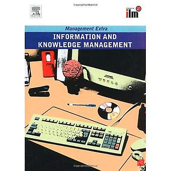 Information and Knowledge Management (Management Extra)