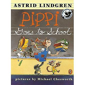 Pippi Goes to School: Picture Book (Pippi Longstocking Storybook)