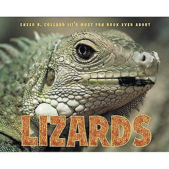 Lizards: Sneed B. Collard III s Most fun Book Ever