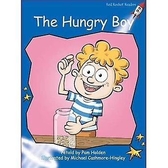 The Hungry Boy (Red Rocket Readers)