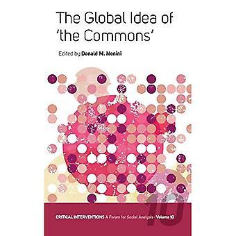 Die Idee der Commons (kritische Interventionen: ein Forum für Gesellschaftsanalyse)