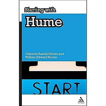 Beginnend met de Hume