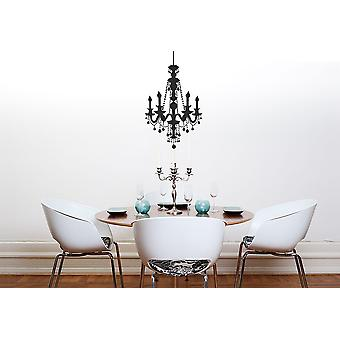 Chandelier V2 Wall Sticker
