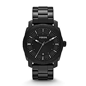 Fossil Analog Men with metal plated stainless steel FS4775