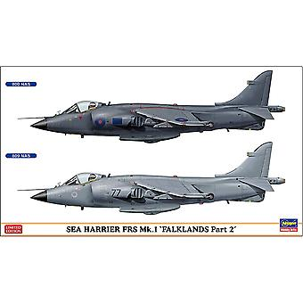 Hasegawa 002253 1/72 Sea Harrier FRS MK 1, Falklands, Part 2,