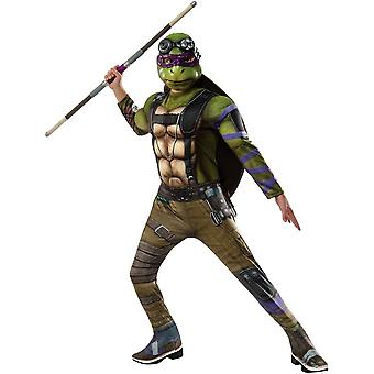 TMNT 2 Donatello barn kostume