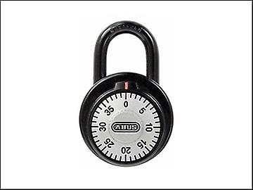 ABUS 78/50mm Dial Combination Padlock