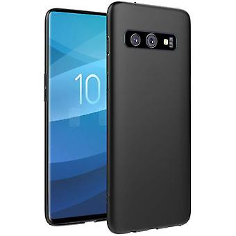 Samsung Galaxy S10+ | Thin, Matte Black Case