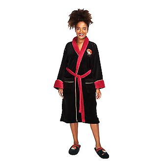 Women's Harry Potter Ron Weasley Kawaii Fleece Dressing Gown  - ONE SIZE