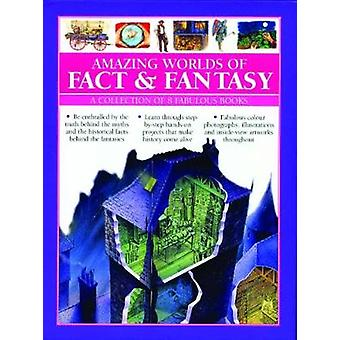 Amazing Worlds of Fact & Fantasy - A Collection of 8 Fabulous Book