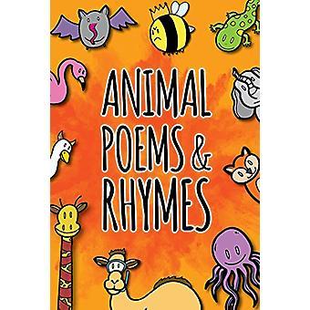 Animal Poems & Rhymes by Grace Jones - Drue Rintoul - 9781911419068 B