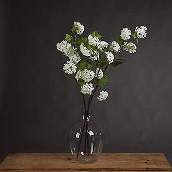 Hill Interiors Artificial Faux Long Stem Viburnum Spray