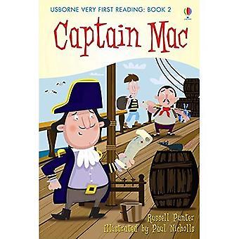 Erste Lesung: Kapitän Mac
