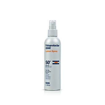 Isdin Photoprotector Spray Lotion Spf 50+ 200 ml