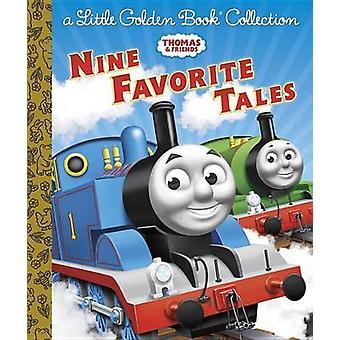 Thomas & Friends - Nine Favorite Tales by Britt Allcroft - 97803853764