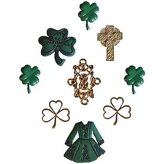 Dress It Up Embellishments Celtic Creations Diubttn 3521