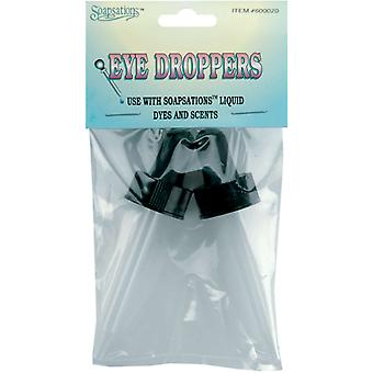 Soapsations Plastic Eye Droppers 2 Pkg 600020