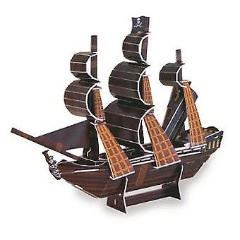 "Legler Pirate Ship 3D ""pearl"""