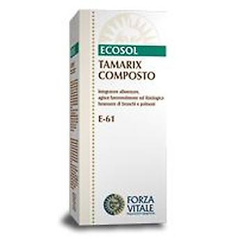 Forza Vitale Compost Extract Tamarix 50Ml. (Herbalist's , Natural extracts)
