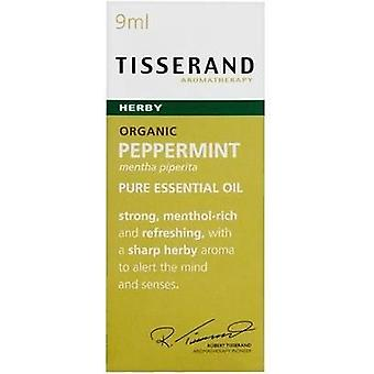 Tisserand Aromatherapy Peppermint Organic Essential Oil
