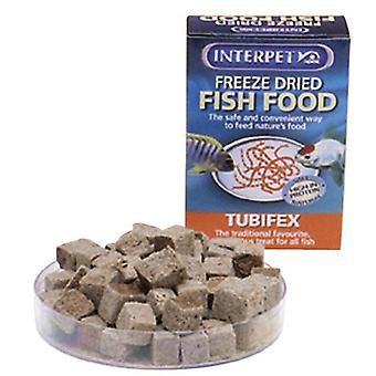 Fryse tørret mad rør 5g (pakke med 6)