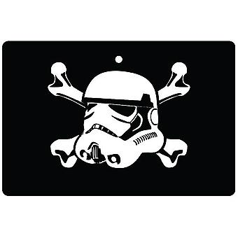 Storm Trooper Jolly Roger refrogerador de ar do carro