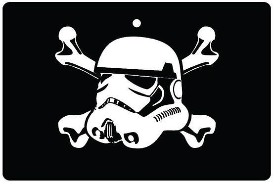 Storm Trooper Jolly Roger bil luftfräschare