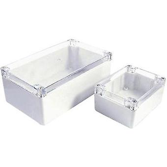 Build-in casing 115 x 65 x 55 Polycarbonate (PC) White, Clear