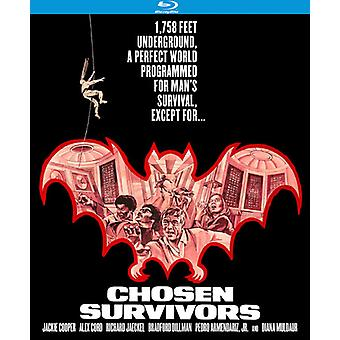 Chosen Survivors (1974) [Blu-ray] USA import