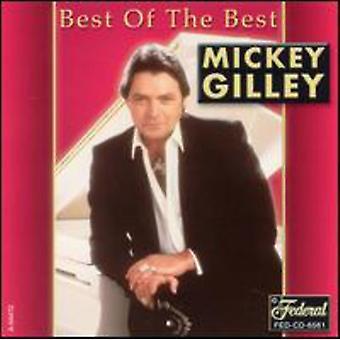 Mickey Gilley - bedste af det bedste [CD] USA import