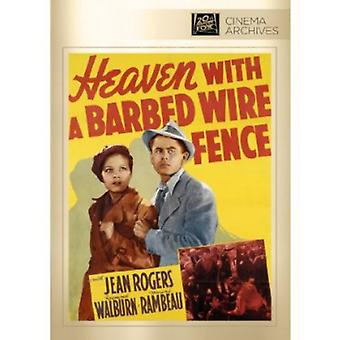 Heaven with a Barbed Wire Fence [DVD] USA import