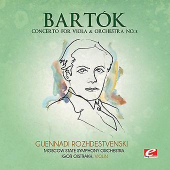 B. Bartok - Concerto for Violin & Orchestra No. 2 (EP) [CD] USA import