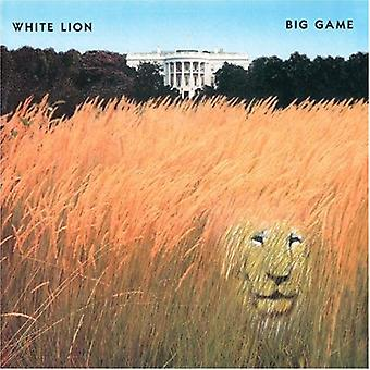 Biały lew - Big Game [CD] USA import