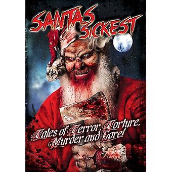 Santas Sickest: Fortællinger om Terror tortur mord [DVD] USA importerer
