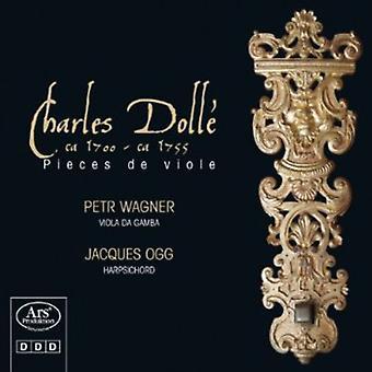 Charles Dolle - Charles Doll: Importación de USA Pi Ces De Viole [CD]
