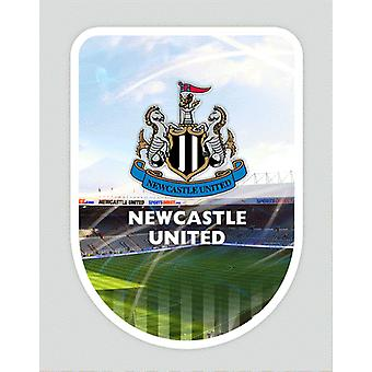 Newcastle United universele huid kleine
