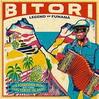 Bitori - legenden om Funana: forbudt musik af Kap Verde øerne [CD] USA import