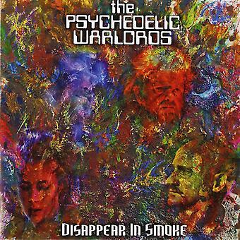 Psykedelisk krigsherrer - forsvinde i røg [CD] USA import