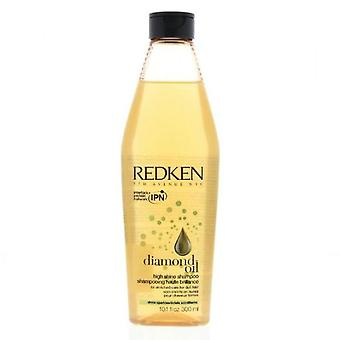 Redken High Shine Diamond Oil Shampoo (Damen , Haarpflege , Shampoos)