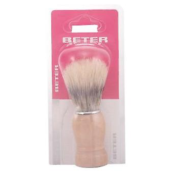 Beter Boar shaving brush, beech wood handle (Hygiene and health , Shaving , Accessories)