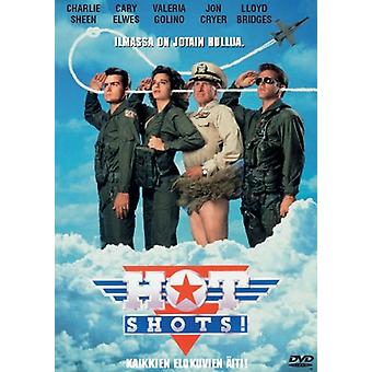 Hot Shots! mor til alle filmene (DVD)