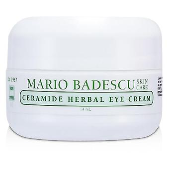 Mario Badescu Ceramide Herbal Eye Cream - For All Skin Types - 14ml/0.5oz