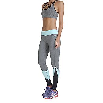 Elle Tracksuit pants Women Grey