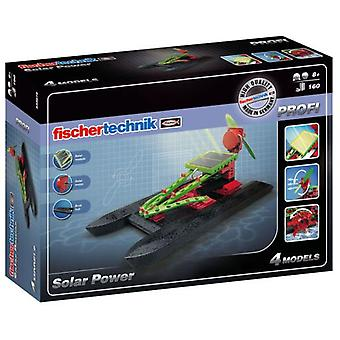 Fischertechnik Profi Solar Power (Toys , Robotics And Technics , Pro)