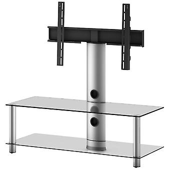 Elbe Furniture Tv Support Fixed + for column Vertical Up 46 ''