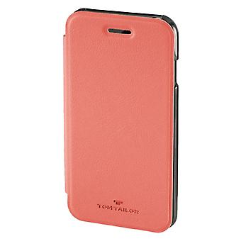 Tom Tailor Booklet New Basic Voor Apple IPhone 6/6s Flamingo Pink