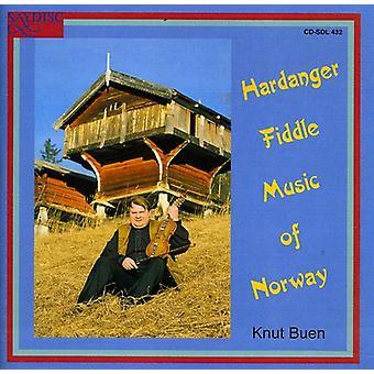 Knut Buen - Hardanger violin musik af No [CD] USA import