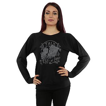 Disney Women's Beauty And The Beast Tale As Old As Time Sweatshirt