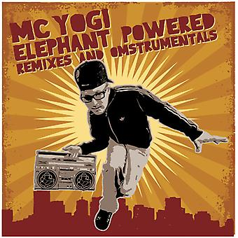 MC Yogi - elefant drevet Remixes & Omstrumenta [CD] USA import